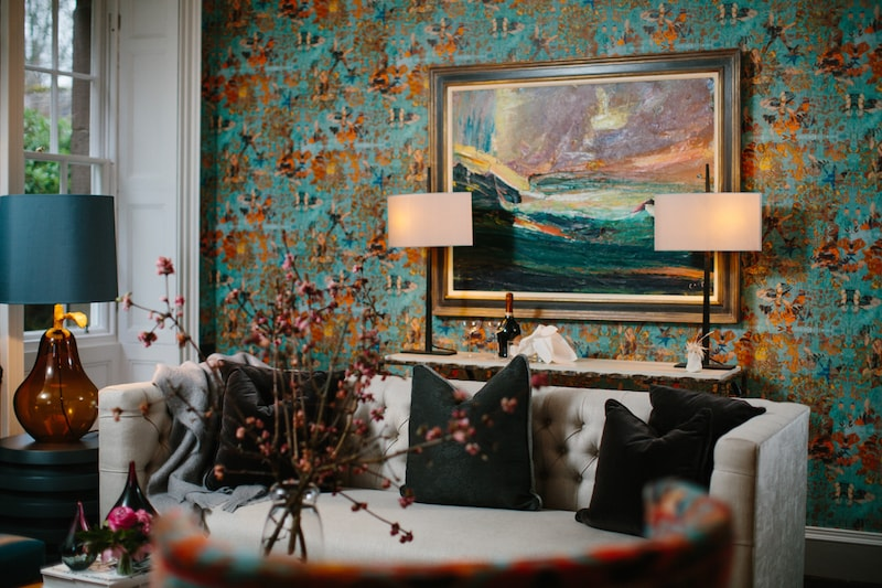 How to Create a Luxurious Living Room
